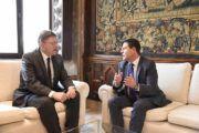 Valencia y Castilla-La Mancha se alían para mejorar la financiación