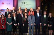 Ángel Mariscal asiste a la presentación del programa de actividades para celebrar el 25 aniversario del Grupo de Ciudades Patrimonio de la Humanidad