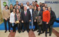 Tirado destaca la apuesta del PP por la juventud, por las soluciones y por el futuro de Talavera, Castilla-La Mancha y España