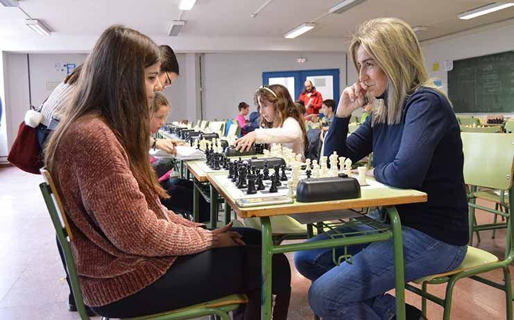 El Campeonato de Ajedrez en Edad Escolar reúne en Toledo a más de 200 jóvenes de la provincia y a los cinco clubes de la capital