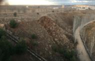 El Ayuntamiento de Guadalajara acometerá, en cuanto la climatología lo permita, las obras para realizar un elemento de contención en el Barranco de las Monjas