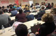 """CCOO celebra mañana en Albacete una jornada sobre """"El recurso preventivo en los centros de trabajo"""""""