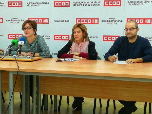 """CCOO-Albacete: """"En la negociación colectiva del 2018 tenemos que ganar la batalla por los salarios"""""""