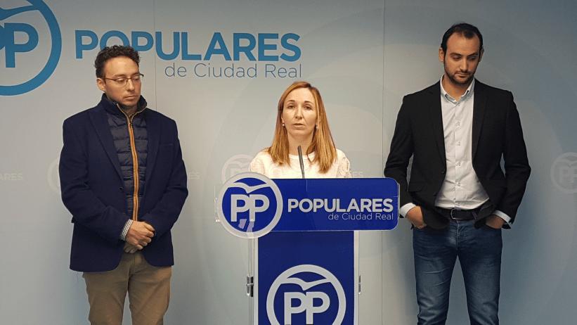 El PP de Pedro Muñoz exige la dimisión del alcalde por la apertura de juicio oral y denuncia que este es un ejemplo más de su comportamiento