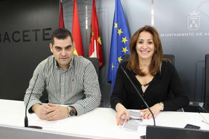 Rosa González presenta las actividades desarrolladas por la Oficina Municipal de Turismo de Albacete en el último trimestre del año 2017