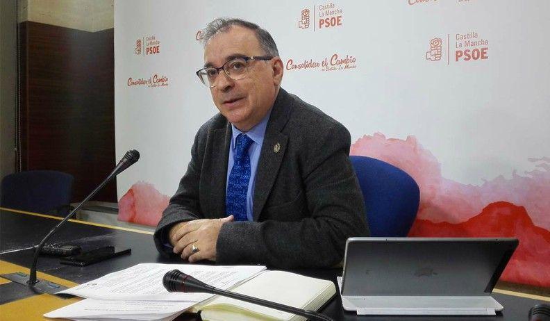 """Mora: """"Hoy es un día importante para CLM porque, por primera vez, los ribereños están presentes en la Comisión de Explotación del Trasvase"""""""