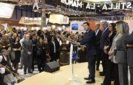 Page anuncia un crecimiento anual del presupuesto para turismo para la próxima década y las primeras tres hospederías de la Red Regional