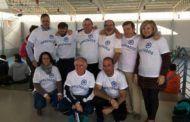 Prieto y Tortosa clausuran en Las Pedroñeras la campaña provincial de 'Populares Solidarios' arropados por más de 300 personas