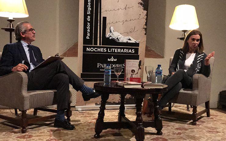 """Carmen Posada: """"De Sigüenza sale un cuento, seguro"""""""