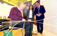 """Prieto: """"La artesanía forma parte de la idiosincrasia de nuestra provincia y es siempre un buen reclamo turístico"""""""