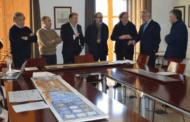 Ramos anuncia que Centro Cerámico Talavera gana el concurso de ideas para la elaboración del mural sobre el 'El oficio y el arte de la cerámica'