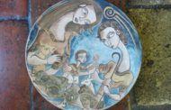 Una obra de Rubén Navarro recibe uno de los premios del Concurso Nacional de Cerámica de Cerreto Sannita