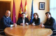 Manuel Serrano agradece a la Real Academia Española y a la Fundación Europea su interés por promover el correcto español en Albacete