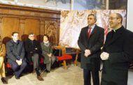 Ángel Mariscal inaugura la restauración de la Capilla de la Virgen del Sagrario de la Catedral de Cuenca