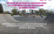Se pone en marcha el proceso para la construcción del skatepark en Manzanares