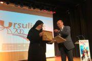 Latre felicita a las Reverendas Madres Ursulinas de Sigüenza en su bicentenario y resalta su gran labor docente en estos años