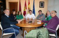 Manuel Serrano analiza con 'Stop Deshaucios' los programas impulsados por el Ayuntamiento para atender las necesidades de vivienda