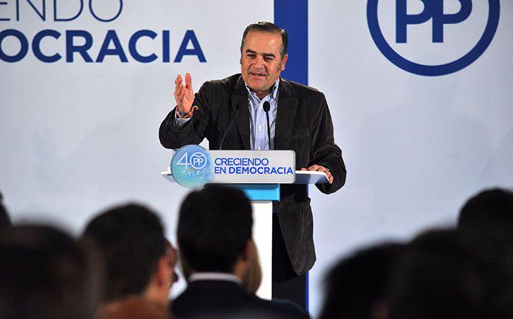 """Gregorio se muestra orgulloso de los alcaldes y concejales del PP en la provincia de Toledo y asegura que """"tenemos a los mejores"""""""