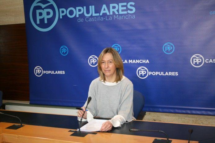 Guarinos exige responsabilidades a Amores y Espada por no asistir la Televisión Pública, una vez más, a una convocatoria del PP