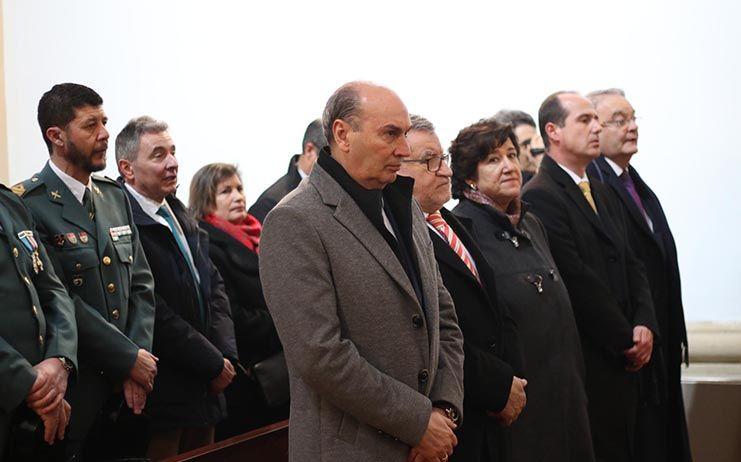 Sigüenza celebró ayer el bicentenario de la llegada de las Ursulinas a la ciudad