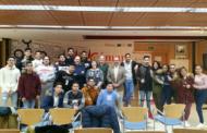 Entrega de diplomas del programa PICE de la Cámara a la Asociación talaverana del Pueblo Romaní