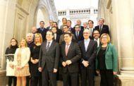 Prieto insiste en defender a las diputaciones como herramienta básica y eficaz en la lucha contra la despoblación