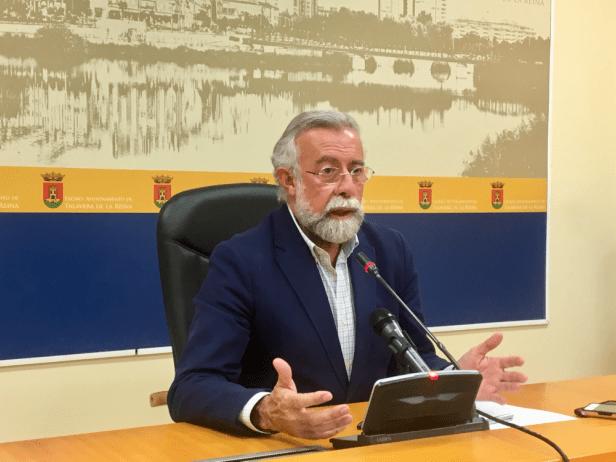 Ramos reta a Page a que no prometa a los talaveranos lo que no puede cumplir y a que haga algo por el AVE en Talavera