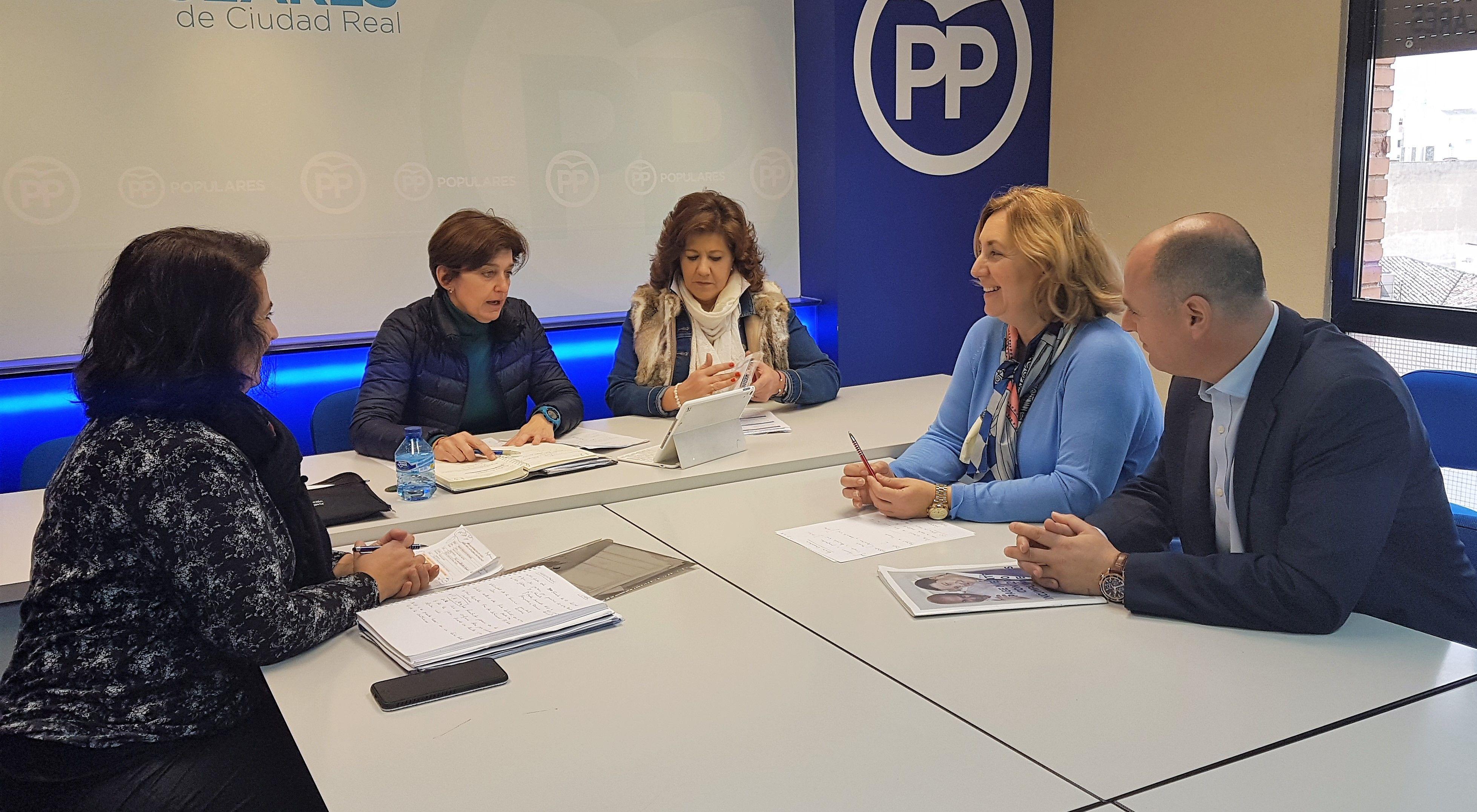 El PP denuncia que, por culpa de Page y Podemos, Castilla-La Mancha están sufriendo un grave retroceso