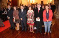 El Gobierno regional y la Fundación Aguirre firmarán un convenio de colaboración en abril para la organización de 'aTempora' en la iglesia de Santa Catalina