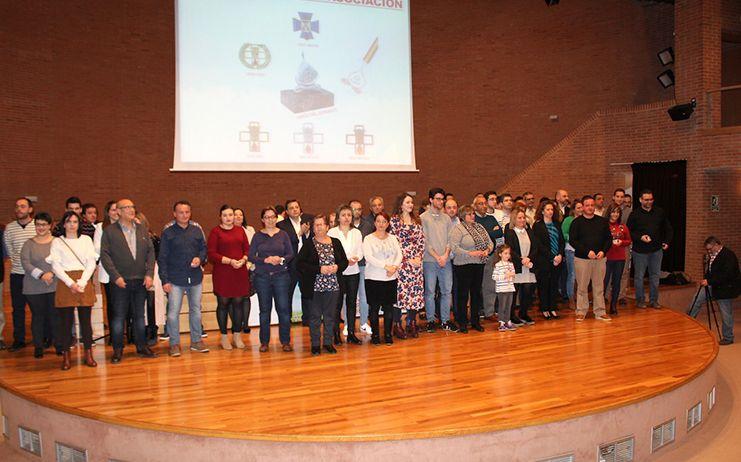 El alcalde resalta el trabajo de la Hermandad de Donantes de Sangre de Albacete que consiguió durante el pasado año 1.804 nuevos donantes