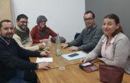 Izquierda Unida y EQUO en Castilla-La Mancha, mantienen una reunión para tratar la Confluencia para las próximas elecciones  del 2019
