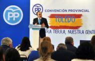 Gregorio garantiza que el Partido Popular va a seguir defendiendo el mantenimiento de la Prisión Permanente Revisable