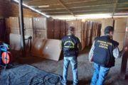 Detenidas 124 personas en Toledo, Albacete, Ciudad Real y otras provincias por contrabando de tabaco