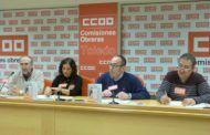 """CCOO: """"La mitad de las personas pensionistas y jubiladas en este país perciben pensiones por debajo del SMI"""""""