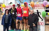 Éxito en el maratón solidario organizado por Carmelitas en Toledo