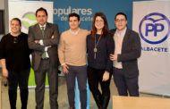 Juan Carlos González se postula como candidato a presidir NNGG Albacete