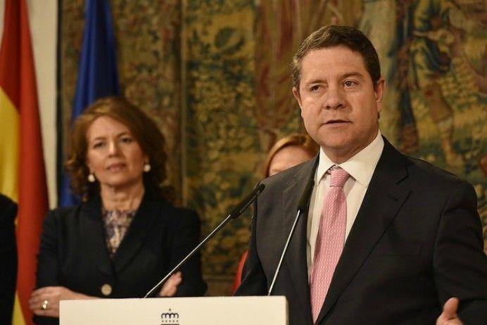 García-Page celebra el suplemento de 500 millones de euros para Dependencia en el acuerdo presupuestario del Gobierno de España
