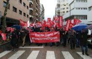 Unas 26.000 personas se manifiestan en Castilla-La Mancha para exigir