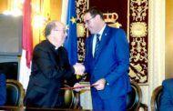 Un convenio entre Diputación y Obispado de Cuenca permitirá rehabilitar casi 40 edificios en riesgo por 700.000 euros