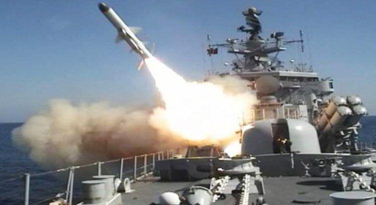 Ataque conjunto de EEUU, Francia y Reino Unido contra Siria
