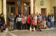 Representantes de entidades,  asociaciones culturales, guías turísticos y blogueros de Madrid han visitado hoy Guadalajara