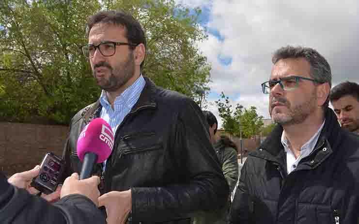 """Gutiérrez: """"En las próximas elecciones nos jugamos o seguir avanzando como sociedad o una vuelta al pasado de los recortes en sanidad o en educación"""""""