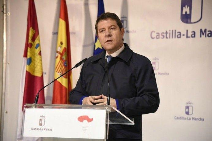 El presidente García-Page traslada sus condolencias por el fallecimiento de la mujer toledana en la explosión registrada este sábado en París
