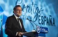 """Rajoy presume de dejar una España """"incomparablemente mejor"""" que la que recibió en 2011"""