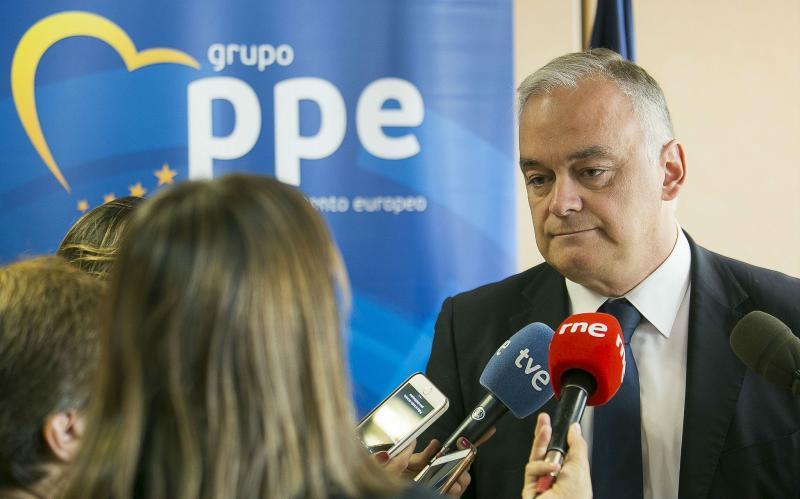El PP alerta por carta a los eurodiputados sobre el