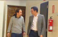 """El PSOE justifica el encuentro secreto de Sánchez con Iglesias en que """"hay cosas que exigen determinada discreción"""""""