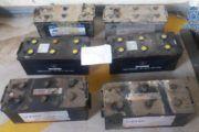 Dos detenidos por el robo de 12 baterías de camiones estacionados en el barrio del Polígono de Toledo