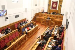 """Cortes: El Gobierno de Castilla-La Mancha destaca el papel de las Autonomías como """"freno contra la desigualdad"""""""