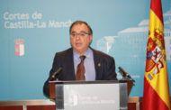 """Mora: """"En Castilla-La Mancha hoy hay 7.693 sociedades mercantiles más que en 2015"""""""