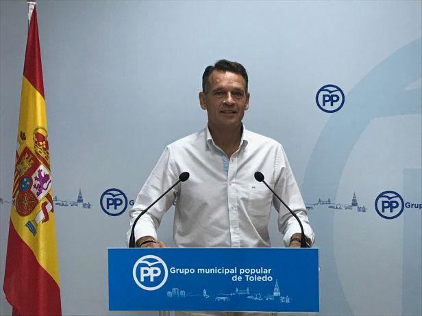 """López Gamarra: """"Tolón no da soluciones a policías locales y bomberos"""""""